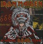 kleiner Aufnäher Iron Maiden A real dead one