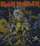 kleiner Aufnäher Iron Maiden Live after Death