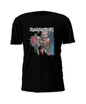 T-Shirt Iron Maiden Book of Souls Euro Tour 2016