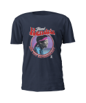 T-Shirt Jimi Hendrix Are you Experienced ? ( Navy Blue )