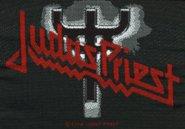 kleiner Aufnäher Judas Priest Logo