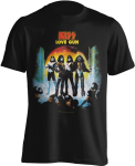 T-Shirt Kiss Love Gun