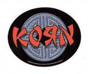 Aufkleber Korn Asia Logo