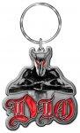 Schlüsselanhänger Dio Logo
