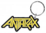 Schlüsselanhänger Anthrax Logo