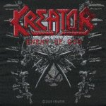 kleiner Aufnäher Kreator Enemy of God