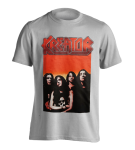 T-Shirt Kreator Extreme Aggression ( weiß )