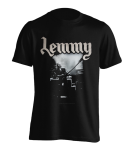 T-Shirt Motörhead Lemmy Lived to Win