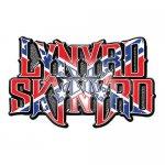 Pin Lynyrd Skynyrd Flag Logo