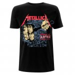 T-Shirt Metallica Hammer of Justice XXL