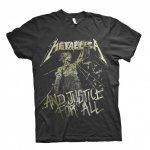 T-Shirt Metallica Justice Vintage