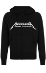 Kapuzenjacke Metallica Hardwired to self Destruct