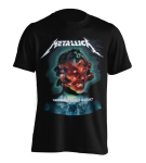 T-Shirt Metallica Hardwired to self Destruct