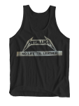 Girlie Shirt Metallica No Life till Leather