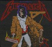 kleiner Aufnäher Metallica The Unforgiven
