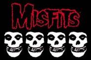 Flagge Misfits 4 Skulls