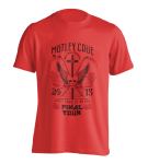T-Shirt Mötley Crüe Final Tour Tattoo