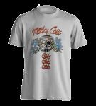 T-Shirt Mötley Crüe Motorskull