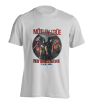 T-Shirt Mötley Crüe Every Mothers Nightmare ( weiß )