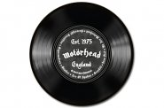 Teppich Motörhead Record 90 cm