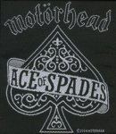 kleiner Aufnäher Motörhead Ace of Spades