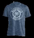 T-Shirt Motörhead Biker Badge ( Vintage )