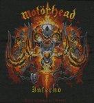 kleiner Aufnäher Motörhead Inferno