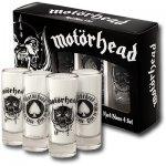 Schnapsglas Set 4 Teilig von Motörhead
