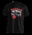 T-Shirt Motörhead Band Stamped