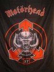 Flagge Motörhead Arrows