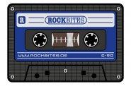 Mousepad Musikkassette Blau