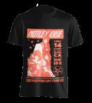 T-Shirt Mötley Crüe Whiskey A Go Go Concert