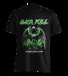 T-Shirt Overkill White Devil Armory Tour 2016