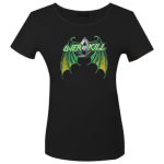 Girlie Shirt Overkill Bat Wings L