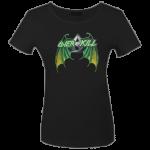 Girlie Shirt Overkill Bat Wings
