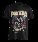T-Shirt Pantera 20th Anniversary Shield