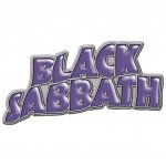 Pin Black Sabbath Master of Reality Logo