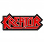 Pin Kreator Red Logo
