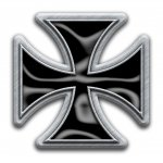 Pin Iron Cross