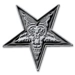 Pin Devils Pentagram
