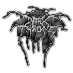 Pin Dark Throne Logo