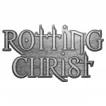 Pin Rotting Christ Logo