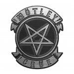 Pin Mötley Crüe Pentagram