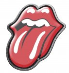Pin The Rolling Stones Tongue