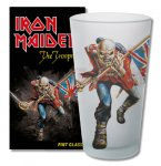 Glas Iron Maiden The Trooper