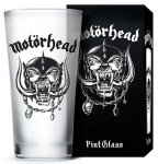 Glas Motörhead Warpig