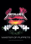 Flagge Metallica Master of Puppets