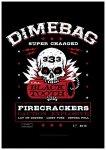 Flagge Pantera Dimebag Darrell