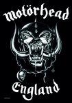 Flagge Motörhead England