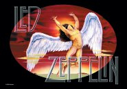 Flagge Led Zeppelin Swan Song
